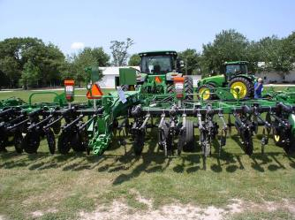 Strip Tillage Implement